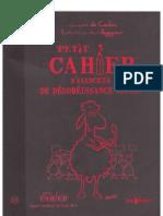 Petit Cahier d'Exercices De Désobéissance Civile (optimisé)
