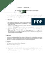 Directiva de Reasignac 2008