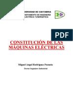 Constitucion de Las Maquinas Electric As
