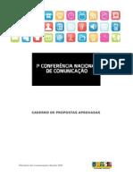 CONFECOM Relatorio Aprovada Completo