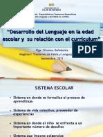 Desarrollo Del Lenguaje en La Etapa Escolar 1
