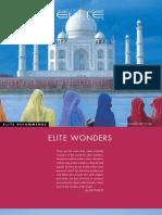 Wonders of the World - Elite Traveler