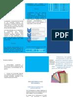 folleto donnicolas