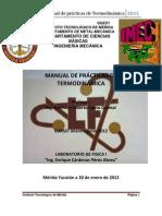 MANUAL DE PRÁCTICAS ENERO- 2012