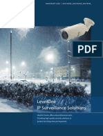 LevelOne IP Surveillance Solutions