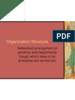 Organization Structure 1