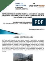 Instrumentación DOERUN La Oroya