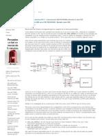 Comunicación USB con el PIC PIC18F4550 - Ejemplo clase CDC