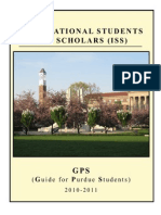 International Student Guide 2010-2011