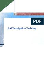 Navigasi SAP