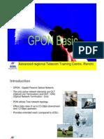 Gpon Basics - Bsnl