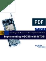 TMW2998 NGOSS3