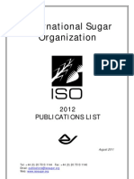 Publications List for 2012