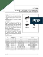 ST3232 Data Sheet