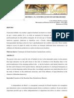 Bacharelismo E Retorica Na Construcao Do Estado Brasileiro
