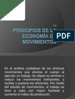 Principios de la economía de movimientos
