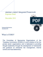 COSO Internal Control - Integrated Framework V1