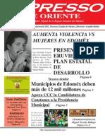 Expresso de Oriente 19 de Marzo Del 2012