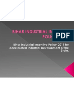 Industrial Incentive 2011