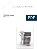 Open Source Accounting