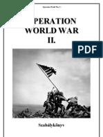 Operation Worl War 2 HUN