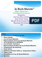 """""""Ley de Boyle-Mariotte"""""""