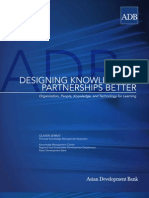 Designing Knowledge Partnerships Better (For Print)