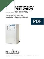 Genesis CD2G 5G 7G_manual Copy