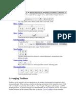 Device Toolbar