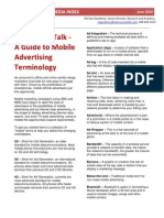 A Guide to Mobile Advertising