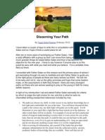 Discerning Your Path in Satanism - Xajjia Satanas