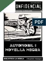 L'H Confidencial, 58. Automòbil i novel·la negra