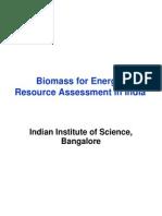 Biomass Resource Assessment_India