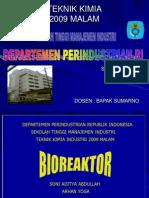 Presentasi Final Bioreaktor