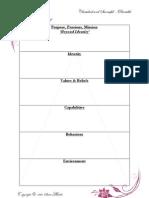 Printable - Pyramid