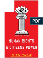 Human Rights & Citizens Power