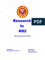 Ns2 Research.