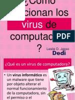 Cómo funcionan los virus de computadorayei