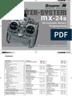 mx24 manuale ita