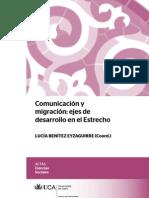 Benítez coor Comunicación y migración
