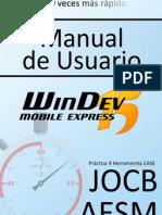 Manual Windev Mobile