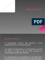 Barramento ou Bus de Dados