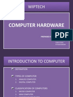 Introduction to Computer 1 Final