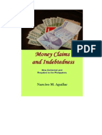 Money Claims and Indebtedness