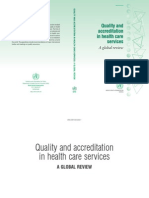 WHO Report -Quality_accreditation