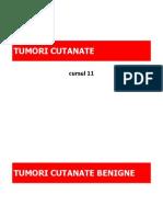 Tumori cutanate