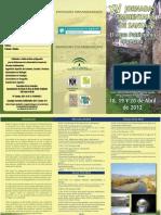 """XV  jornadas  ambientales de Santa Fe """" El agua Patrimonio Humano"""""""