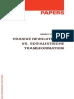 Candeias Passive Revolution En -Paper-2010