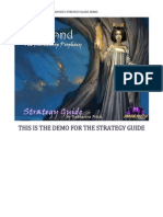 Aveyond Darkthrop Prophecy Strategy Guide DEMO
