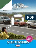 Unizo Startersgids